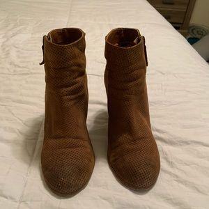 bp Brown Booties